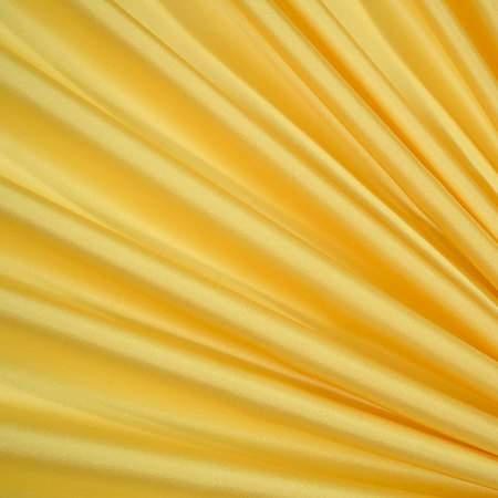"Lemon Yellow Satin - 90""x132"" Drape"