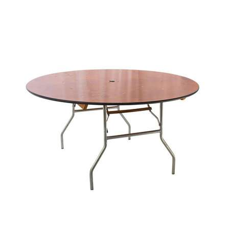 "Umbrella Wood Table 60"" Where To Rent Tables"