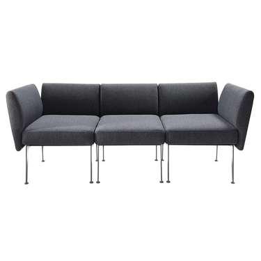 Munich Sofa w/ Arms