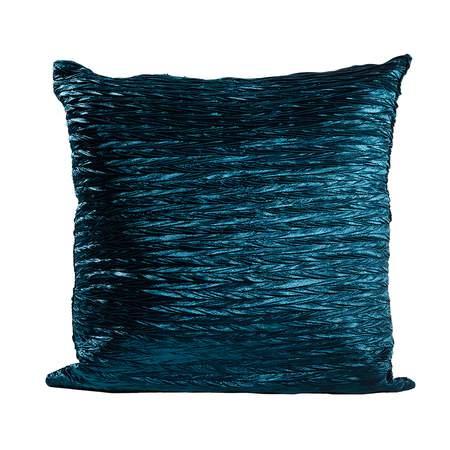 Teal Shimmer Pillow