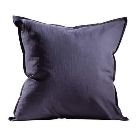 Riverside Blue Solid Pillow