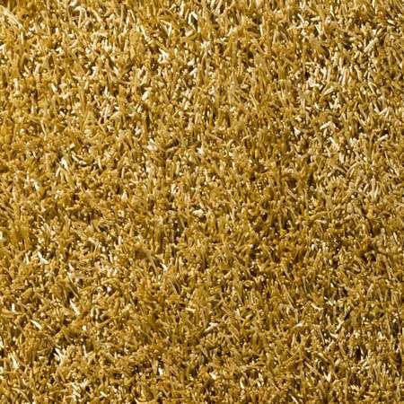 Gold Shag Rug