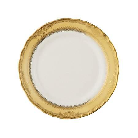 Vanessa Gold Rim China - Salad Plate