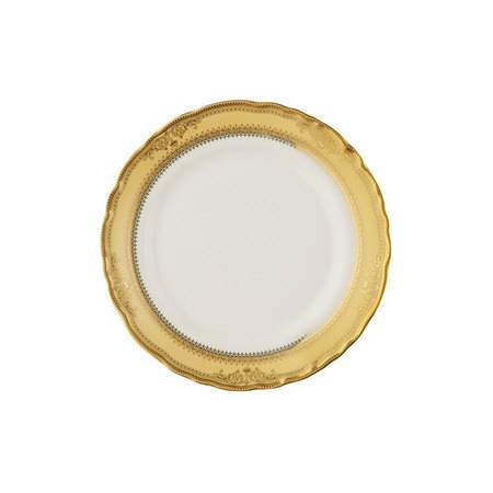 """Vanessa Gold Bread and Butter Plate 7"""""""