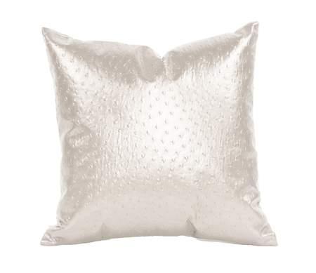 Ostrich Pearl Pillow