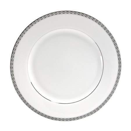 """Athens with Platinum Edge Dinner Plate 9"""""""