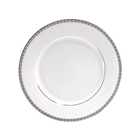 "Athens with Platinum Edge Salad/Dessert Plate 7.5"""