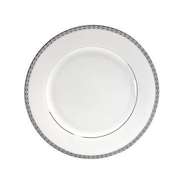 Athens with Platinum Edge Salad/Dessert Plate 7.5""
