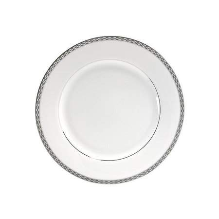 """Athens with Platinum Edge Bread & Butter Plate 6.75"""""""