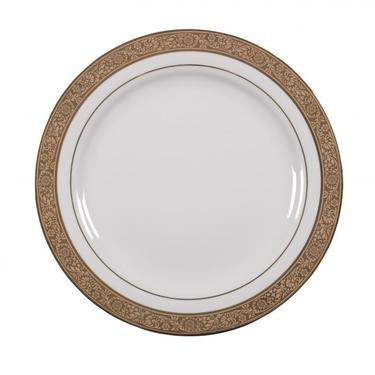 Majestic Gold Dinner Plate 10""