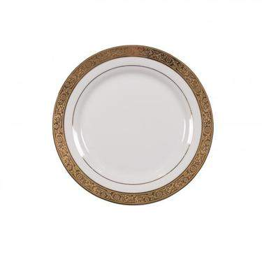 Majestic Gold Lunch Plate 9""