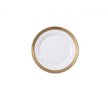 """Majestic Gold Bread & Butter Plate 6"""""""