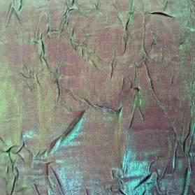 Iridescent Lamour Plum Green