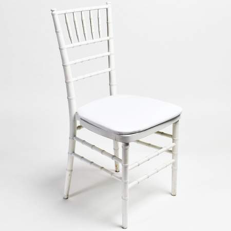 White-Washed Chiavari Chair