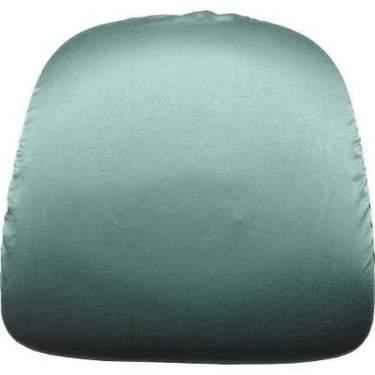 Chiavari Cushion Tiffany Blue Lamour