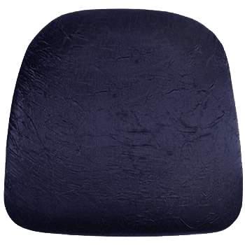 Chiavari Cushion Iridescent Crush Purple Black