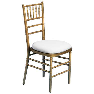 Chiavari Chair Resin Gold