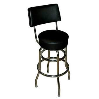 Barstools With Backrest