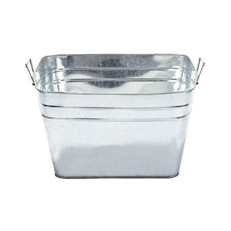 Tub Ice Galvanized 16 Gal