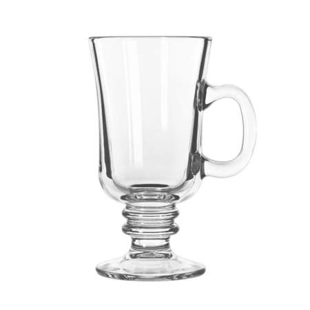 Irish Coffee Mug, 8.5oz. Footed Glass