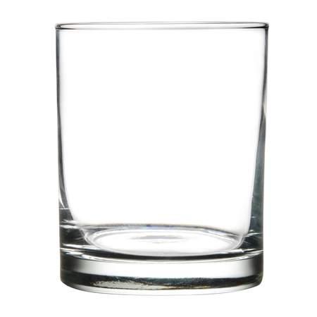 Old Fashioned Single Plain Glass 10.5 oz