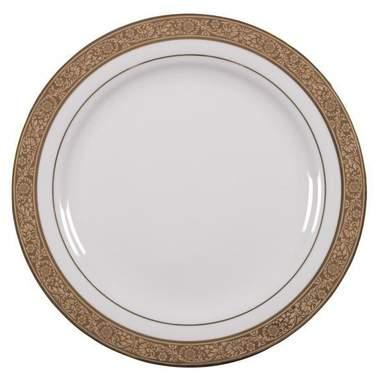 "Majestic Gold Chop Plate 12"""