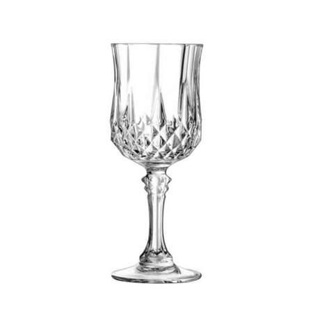Cut Crystal Wine
