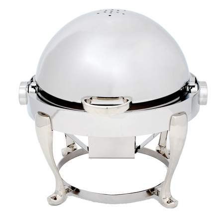 Chafer 6 qt Round Roll Top S/S Freedom