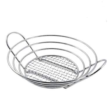 Basket Bread Hi-Polished
