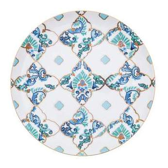 00DD - CHINA AMALFI DINNER PLATE 10.5IN