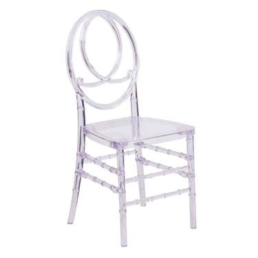 Clear Phoenix Chair