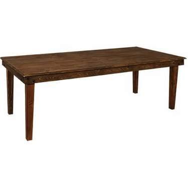 """Farm Table 8' x 40"""""""