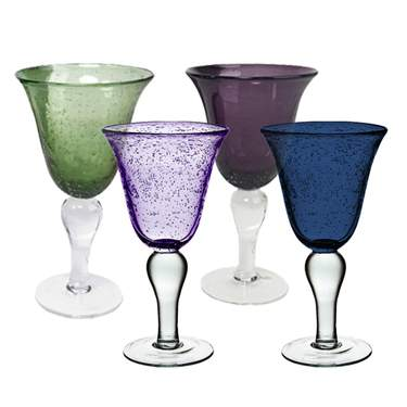 Bubble Goblet Collection
