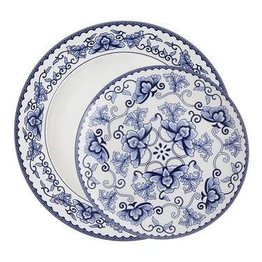 Corsica Blue China