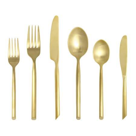 Capri Gold Flatware