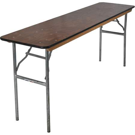 """Banquet Table 6' x 18"""" Classroom Table"""