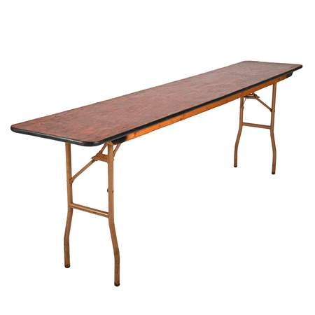 "Banquet Table 8' x 18"" Classroom Table"