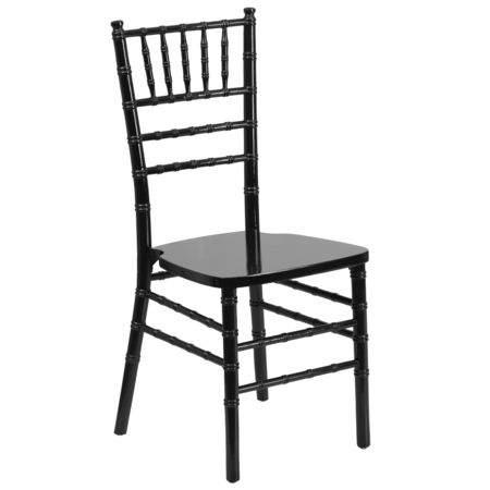 Chiavari Chair Black