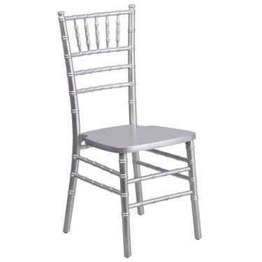 Chiavari Chair Silver