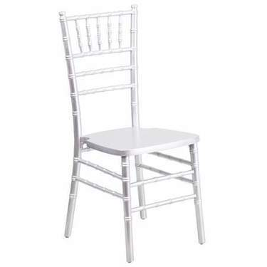 Chiavari Chair White Resin