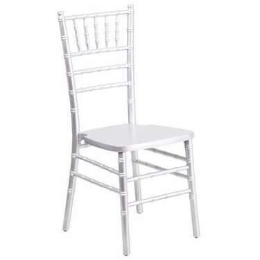 Chiavari Chair White Resin
