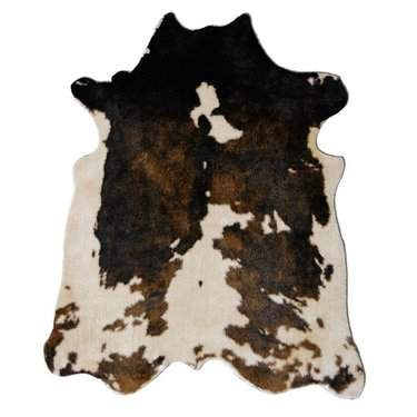 8'x10' Brown Cowhide Rug