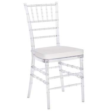 Chiavari Chair Clear