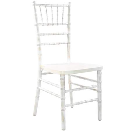 White-Washed Chiavari Chair
