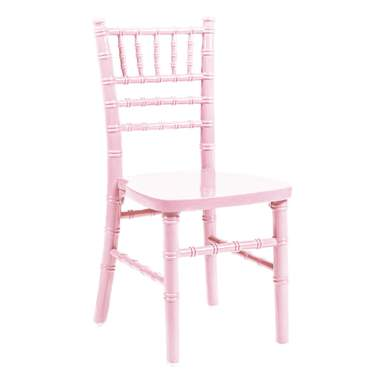 Pink Chiavari Children's Chair