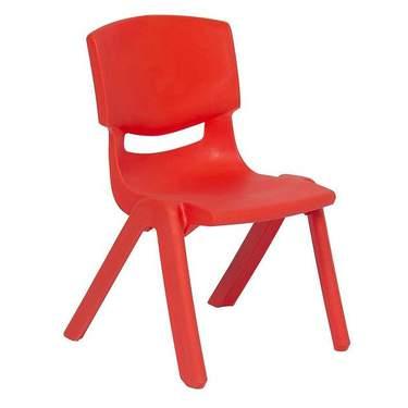 Red Children's Chair