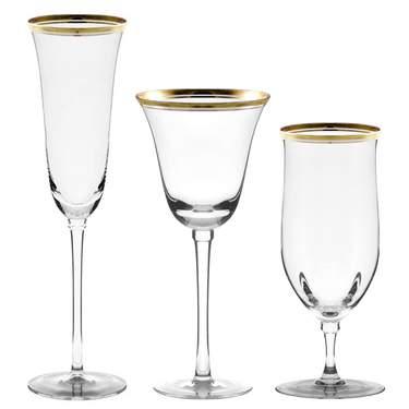 Windsor Glassware Pattern