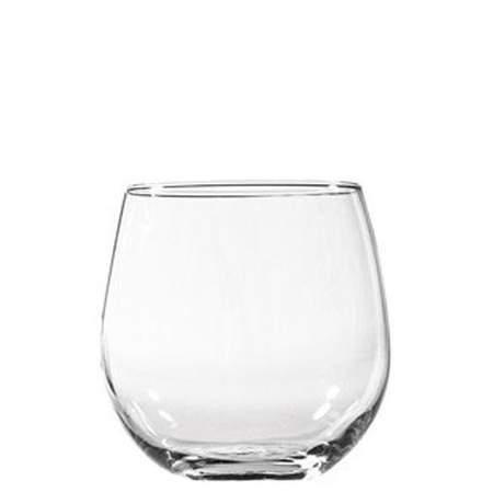 Stemless 17oz Wine Glass