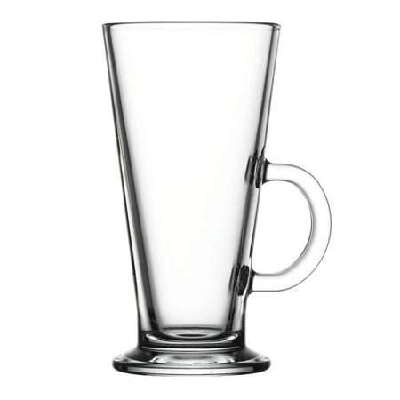 Irish Coffee Mug, 8.5oz. Footed Glass