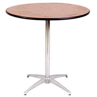 "Table Round Pedestal 30"" X 30"""